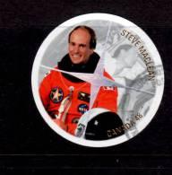 Canada 2003 48 Cent Canadian Astronauts, , Chris Hatfield  Issue #1999c - Usados
