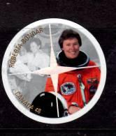 Canada 2003 48 Cent Canadian Astronauts, , Roberta Bondar  Issue #1999b - Usados