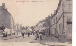 20789 GOURNAY-EN-BRAY - Le Faubourg De Paris - Letresor 25 -café Bar - Maison De Blanche -curé - - Rennes