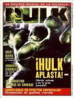 España--Afiche---Hulk .Aplasta - Cómics