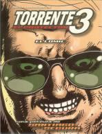 España--Afiche--Torrente  3-,El Protector De Santiago Segura - Cómics