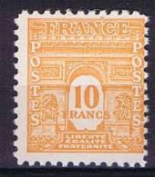 France: Yv 629, Mi 648, 1944, Neuf **/MNH