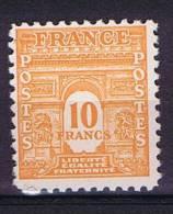 France: Yv 629, Mi 648, 1944, Neuf Avec ( Ou Trace De) Charniere / MH
