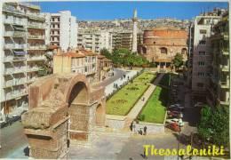 Greece / Thessaloniki - Galerius Arch - St.George / Rotonda - Greece