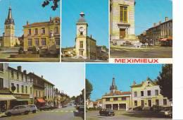 20802 Multi Vues Meximeux. N 067 Cellard -la Poste - France