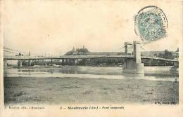 Ain : Oct12 354 : Montmerle-sur-Saone  -  Pont - Non Classés