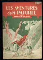 "Livres D´aventures - Les Aventures De Mr Paturel - André Galopin - N° 29 - La ""Galera"" - Frais De Port  : € 1.95 - Livres, BD, Revues"