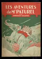 Livres D´aventures - Les Aventures De Mr Paturel - André Galopin - N° 27 - Dans Le Piège - Frais De Port  : € 1.95 - Livres, BD, Revues