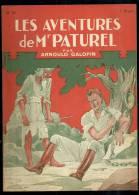 Livres D´aventures - Les Aventures De Mr Paturel - André Galopin - N° 25 - Le Collier De Fer - Frais De Port  : € 1.95 - Livres, BD, Revues