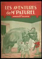 Livres D´aventures, Les Aventures De Mr Paturel, André Galopin, N° 23, M. John Stick, Détective- Frais De Port  : € 1.95 - Livres, BD, Revues