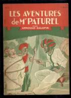 Livres D´aventures, Les Aventures De Mr Paturel, André Galopin, N° 21, Départ Précipité - Frais De Port  : € 1.95 - Livres, BD, Revues