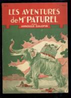 Livres D´aventures - Les Aventures De Mr Paturel - André Galopin, N°6 - Nouveaux Dangers - Frais De Port : € 1.95 - Livres, BD, Revues