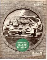 Revue Des Usagers De La Route - Dieppe - Le Casino Et Le Château - Juin 1934 - 1900 - 1949