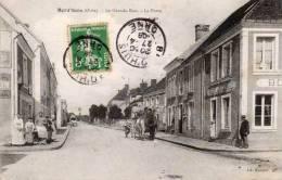 BERD' HUIS - La Grande Rue  - La Poste  - Attelage    (47853) - Other Municipalities