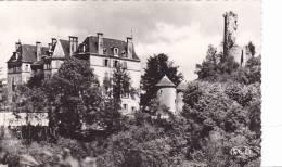 20808 CPSM ( Sainte Severe , Le Chateau Et La Vieille Tour )  -Roussel 9801 - France