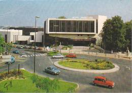 20810 Angers (49 France) Le Palais Des Congrés Hotel Mercure Architecte Thellier -Greff 491.131 - Voiture 4 L Renault