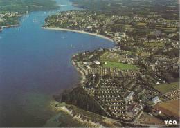 20812 BENODET - A L'estuaire De L' Odet - Le Camping De La Pointe Saint Gilles . 29118.52 Belles Ed De Bretagne - Bénodet