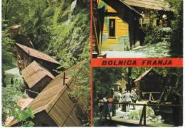 Slovenië/Slovenija, Bolnica Franja, Ca. 1975 - Slovenië