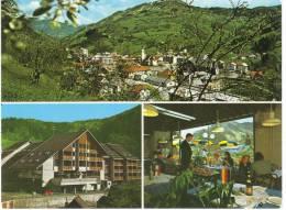 Slovenië/Slovenija, Cerkno, Panorama, Hotel ETA, Ca. 2000 - Slovenië