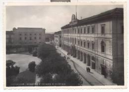 2133-CAMPOBASSO-MUNICIPIO-PALAZZO DI GIUSTIZIA-ANIMATA-1952-FG - Campobasso