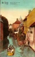 Bruges        Quai Du Pont De La Clef     . - Brugge