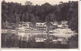 Chile Hotel Laguna Frias Tarjeta Postal Vintage Original Real Photo Postcard Ca1930 Ak Cpa [WIN3_339] - Chile