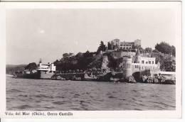 Chile  Viña Del Mar  Tarjeta Postal Vintage Original Real Photo Postcard Ca1930 Ak Cpa [WIN3_346] - Chile