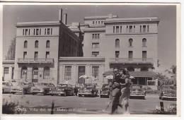 Chile  Viña Del Mar  Hotel Tarjeta Postal Vintage Original Real Photo Postcard Ca1930 Ak Cpa [WIN3_350] - Chile