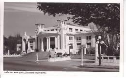 Chile  Viña Del Mar Casino Tarjeta Postal Vintage Original Real Photo Postcard Ca1930 Ak Cpa [WIN3_351] - Chile