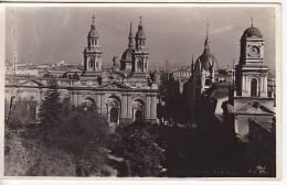 Chile Santiago  Tarjeta Postal Vintage Original Real Photo  Postcard Ca1930 Ak Cpa [WIN3_364] - Chile