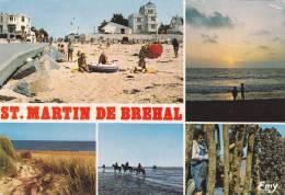 SAINT MARTIN DE BREHAL - Multivue - France