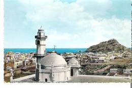Aden - Idrus Mosque And Sira Island, Crater - Yemen