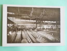 LE CREUSOT - Laminoirs, Trains à Fil - Le Creusot