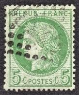 France 1872: Cérès N° 53 Obl. - TB - 1871-1875 Ceres