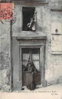 Paris 18e Arrt. - Vieux Montmartre, Chez Un Chansonnier De La Butte - Arrondissement: 18