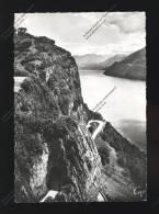 AIX LES BAINS Savoie 73 : La Route De La Chambotte Et Le Lac Du Bourget - Aix Les Bains