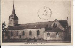 SOUDAN - L'Eglise - France