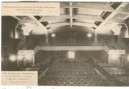 MANCIEULLES - La Salle De Réunions,sac De Voyage Carte Postale, En Noir Et Blanc, Nouveau,, De Petite Taille 9 X 14, - France