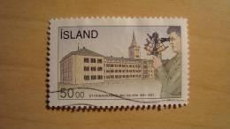 Iceland  1991  Scott  #746  Used - Islande