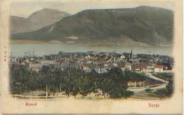 Norge, Norvège, Norway, Norwegen, Tromsö, A Circulé En 1907, Bon état - Norvège