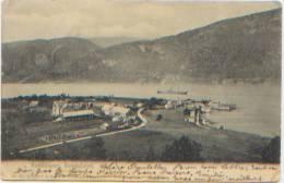 Norge, Norvège, Norway, Norwegen, Aandalsnes Romsdalen, A Circulé En 1904, Carte Précurseur - Norvegia
