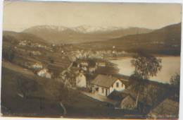Norge, Norvège, Norway, Norwegen, Vossevangen, Hordaland, A Circulé En 1907 - Norvegia
