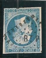 AMBULANT ... B T P SUR N° 14 A ...LOT 800...Variété - 1849-1876: Klassieke Periode