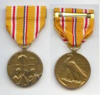 Médaille De La Campagne Asie Pacifique 1941 - 1945 - Etats-Unis