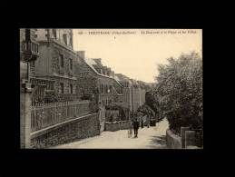22 - TRESTRAOU - La Descente à La Plage Et Les Villas - 660 - Commune De Perros-Guirec - Perros-Guirec