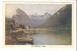 FRA BALHOLM I SOGN - N°1005 - Norvège