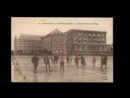 22 - TRESTRAOU - Le Grand Hôtel De La Plage - 23 - Commune De Perros-Guirec - Perros-Guirec