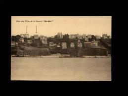 """22 - TRESTRAOU - Deux Villas De La Pension """"Ker-Adec"""" - Commune De Perros-Guirec - Carte Pub - Perros-Guirec"""