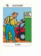 1 Carte De Jeu /  Pompe à Essence Sans Plomb /  Station-service  // IM 59/9 - Vieux Papiers