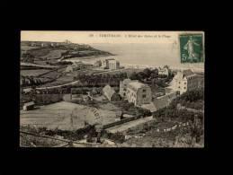 22 - TRESTRAOU - L'Hôtel Des Bains Et La Plage - 102 - Commune De Perros-Guirec - Villa - Perros-Guirec